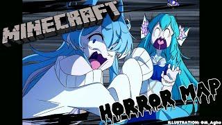 【MINECRAFT: HORROR MAP】 spooky scary blocks 【NIJISANJI EN   Elira Pendora】