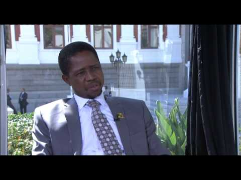 President Edgar Lungu's visit to South Africa
