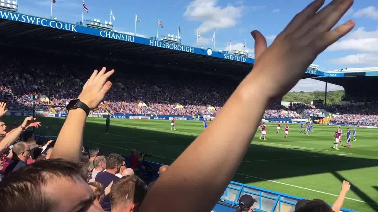Match 1 com Sheffield