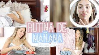 Rutina de mañana Verano 2017 | Natalia Merino