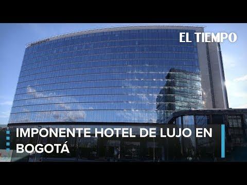Récords y espacios del nuevo hotel de lujo de Bogotá |EL TIEMPO