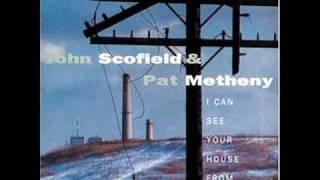 Pat Metheny & John Scofield - Say the Brother