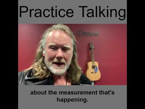 Practice Talking