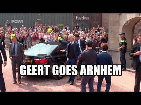 Wilders goes Arnhem