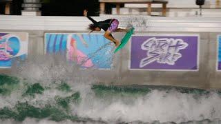SURFING BSR TEXAS AT MIDNIGHT!