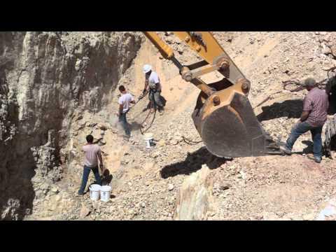 Turquoise Mining