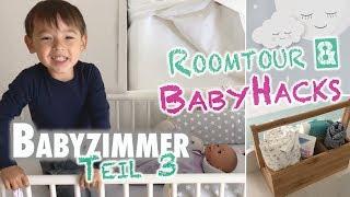 Life Hacks für das Babyzimmer | ROOMTOUR | mamiblock