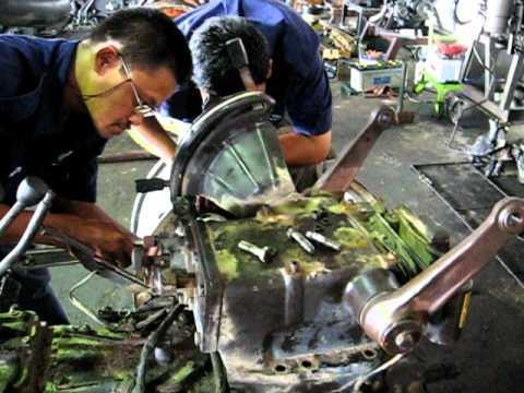 Tractor Hydraulic System Overhaul