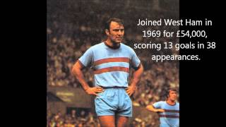 Jimmy Greaves- English Football's Most Prolific Striker.