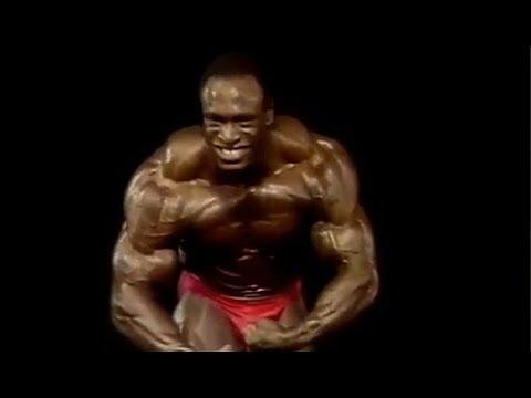 Lee Haney Mr. Olympia 1984 Posing
