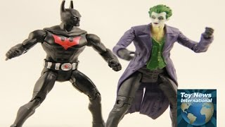 "DC Comics Multiverse 4"" Batman Beyond Figure Review"
