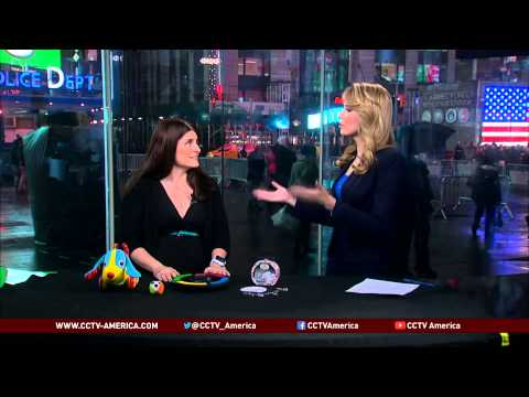 Adrienne Appell of Toy Industry Association discusses top toys for 2014