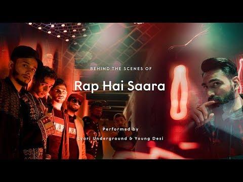 BTS, Rap Hai Saara, Lyari Underground & Young Desi, Coke Studio Season 11, Episode 1.