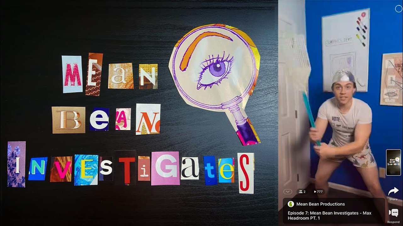 Mean Bean Investigates: Unsolved Crimes Division (Full Miniseries)