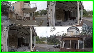 Exploring Abandoned Police Station 2017. Abandoned Ghost Building Police. Abandoned Places Police