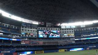 Toronto Blue Jays ` 8 ` vs  `5 ` Texas Rangers - Baseball with Mat and John...   Wednesday Part 2
