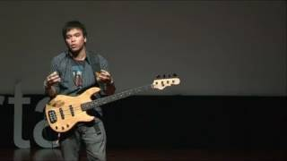 TEDxJakarta - Barry Likumahuwa - Bass, Passion, and Breakthrough