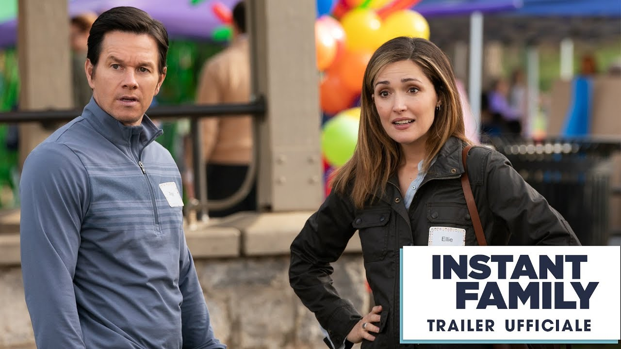 Instant Family | Trailer Ufficiale HD | Paramount Pictures 2019