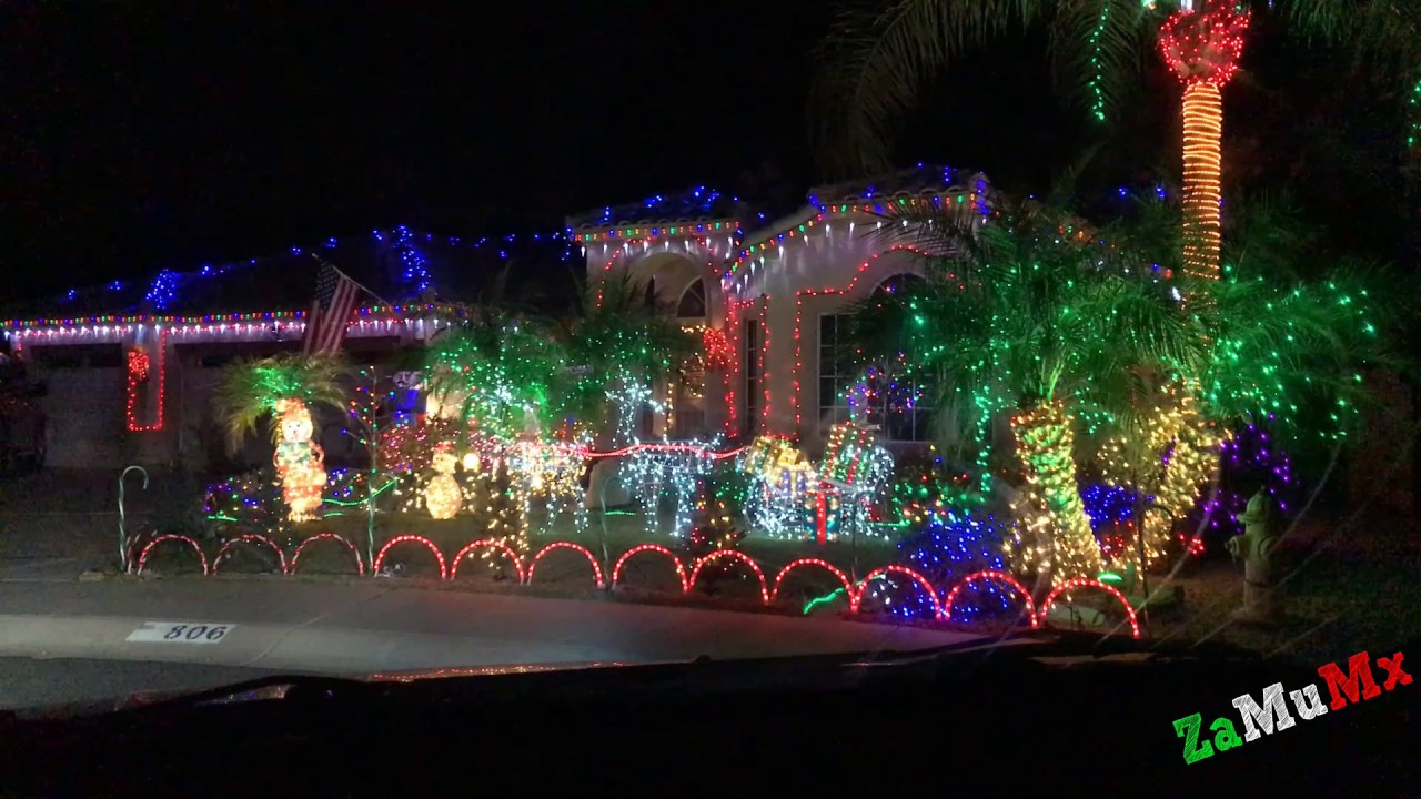 the islands christmas lights 2016 chandler arizona