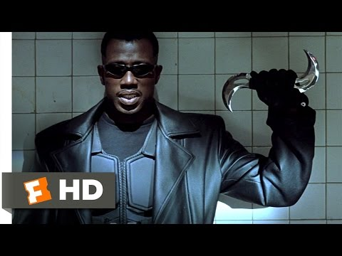 Blade (1/3) Movie CLIP - Vampire Killer (1998) HD streaming vf