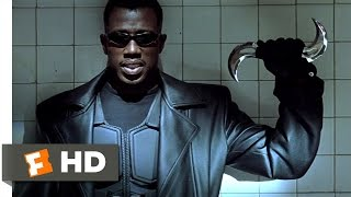 Blade (1/3) Movie CLIP - Vampire Killer (1998) HD