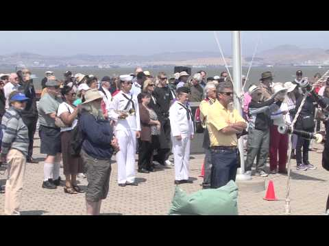 69th Commemoration of The Port Chicago Naval Magazine explosion July 20, 2013 (part 8 of 10)