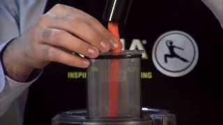 Ninja Mega Kitchen System Bl773co How To Chop Slice Youtube