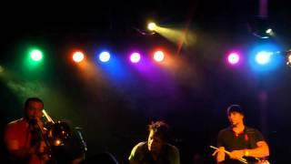 Firewater - Bhangra Bros (Crocodile Cafe, 2012/10/01)
