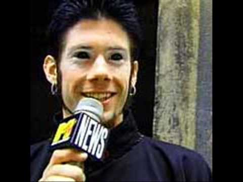 Wes Borland - a piece of my collection of...