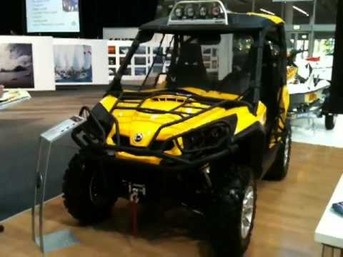 commander xt can am rotax 1000 buggy youtube. Black Bedroom Furniture Sets. Home Design Ideas