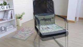 여름 돗자리 매트 여름 사무실 공기 의자 방석 학생 쿨…