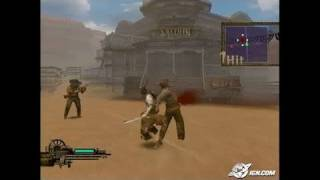 Samurai Western PlayStation 2 Gameplay - Two Chop