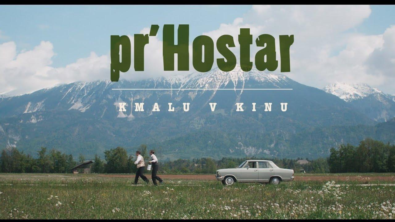 Pr Hostar - teaser