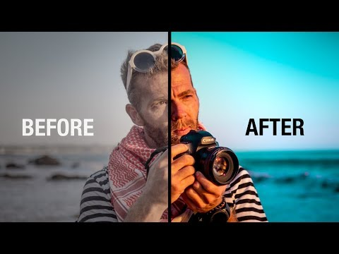 CINEMATIC Color Grading BEGINNERS GUIDE