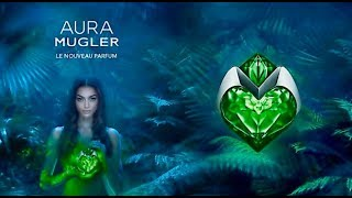 Mugler Aura For Women EDP Fragrance Review (2017)