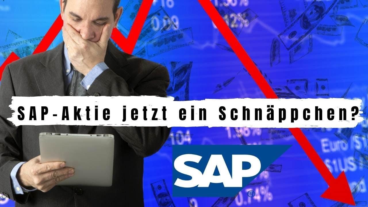 HGI meets Finanzrocker : Der Crash der SAP Aktie
