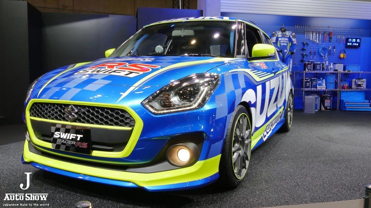 Suzuki Swift Race