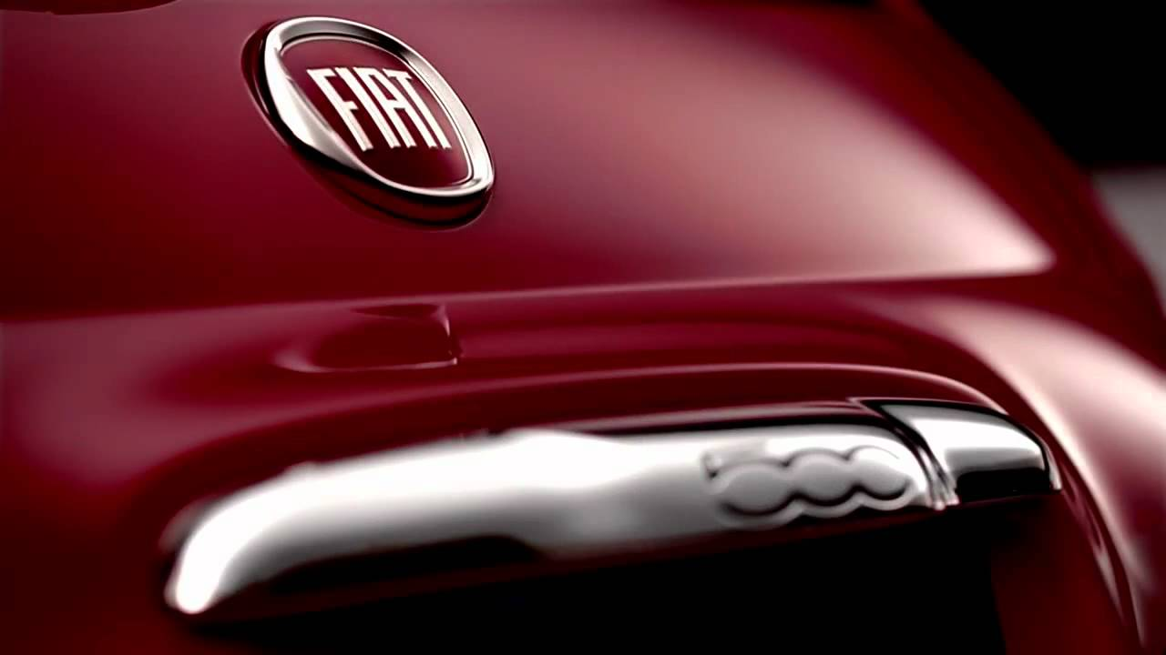 FIAT Drive In - New Fiat USA Ad - YouTube
