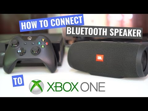 how-to-connect-bluetooth-speaker-on-xbox-one.-optical-transmitter.
