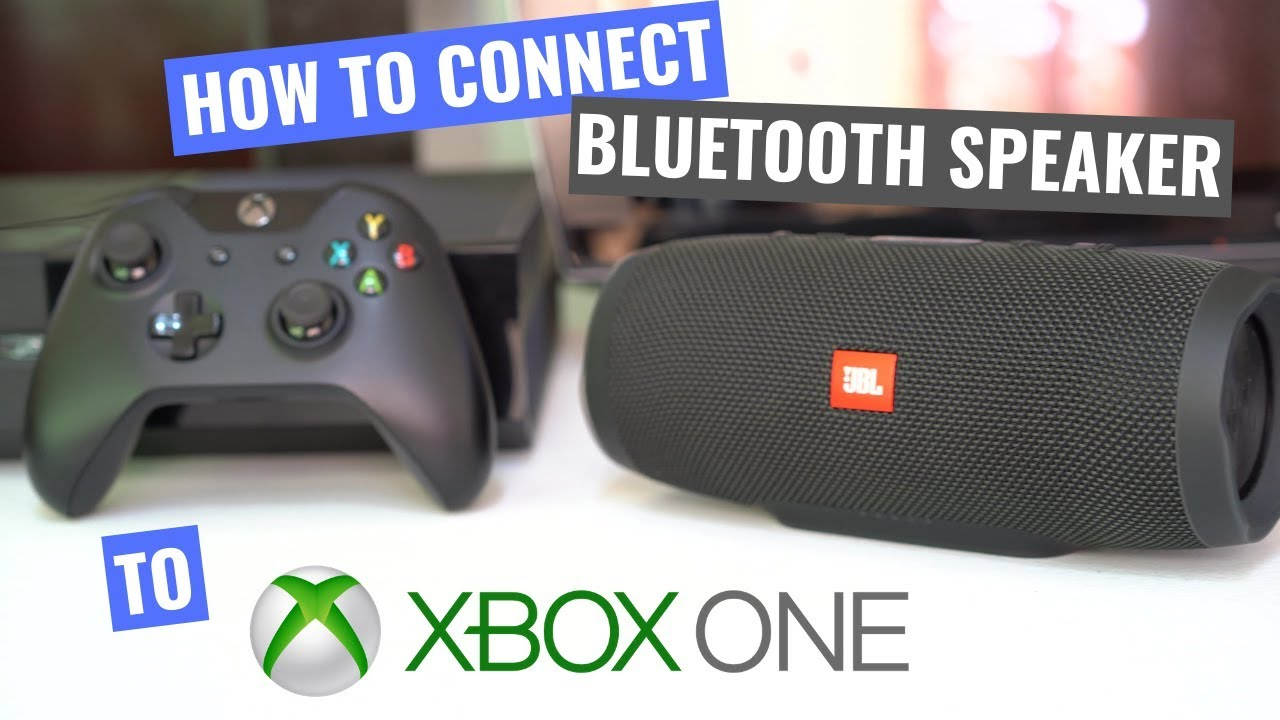 How To Connect Bluetooth Speaker On Xbox One Optical Transmitter Youtube
