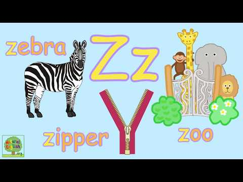 ALPHABET SONG ~ ABC SONG ~ Fun Phonics Song ~ ZEE version ~ Learning Song for Children, Kids