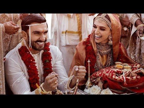 Ranveer Singh & Deepika Padukone's Wedding Official Photos & Videos