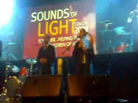 Sound of Light, 11 July 2009, Melbourne, Australia - Imad Rami