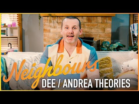 Neighbours Q&A - Ryan Moloney (Toadie Rebecchi) On Dee & Andrea Theories!