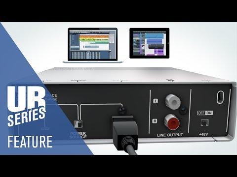 UR12 USB Audio Interface | Feature Video