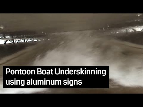 Pontoon Underskinning Youtube