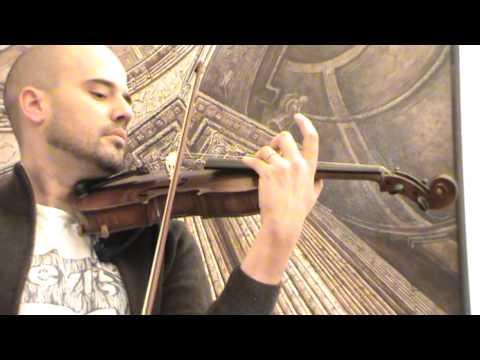 RARE ANTIQUE VIOLIN around 1920 / 30 バイオリン Violino скрипка 288