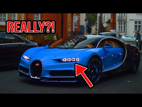 Things About The Bugatti Chiron You Probably Didnt Know