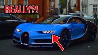 9 Things About The Bugatti Chiron You Probably Didn't Know...