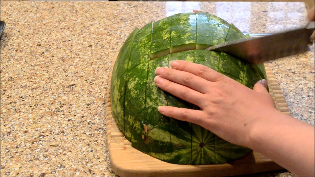 Download Cut and Cube a Watermelon in minutes
